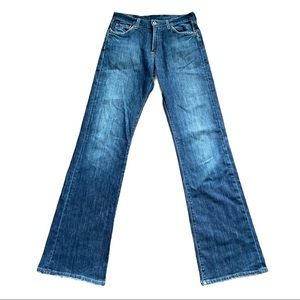 Lucky Brand Made in America Relaxed Bootleg Jeans